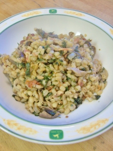 bacon barley